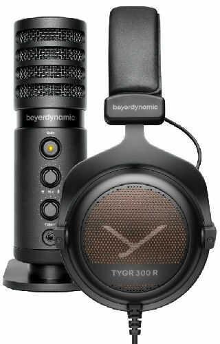 Beyerdynamic TYGR 300R + FOX PROFESSIONAL USB STUDIO STREAMING +9 sklepów - przyjdź przetestuj lub zamów online+