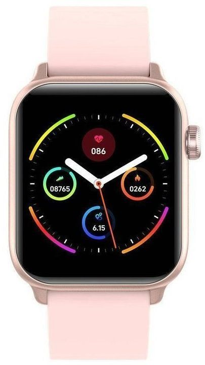 SMARTWATCH Rubicon RNCE56 - pink (zr611d)