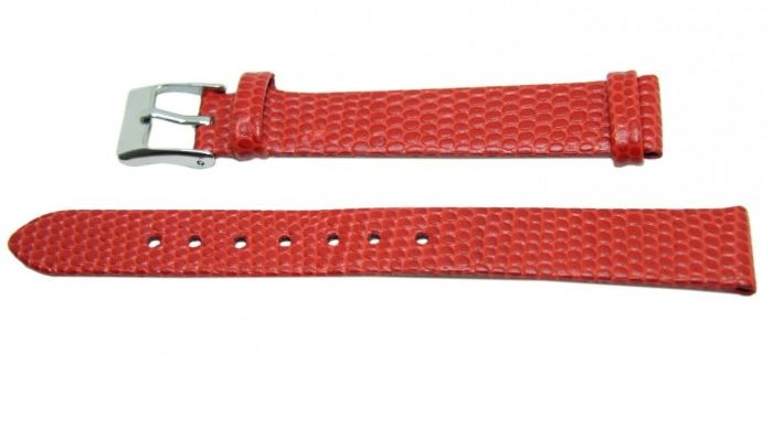 Pasek TEKLA 12mm czerwony J3