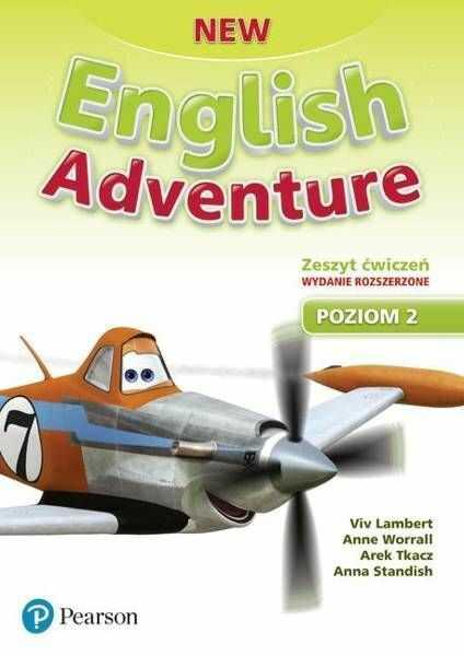 New English Adventure 2 Activity Book (wyd.rozszerzone) - Opracowania Zbiorowe