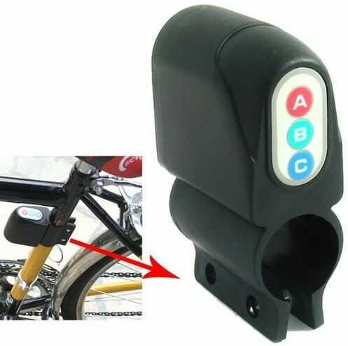 Alarm Rowerowy, do Quada, Motocykla... (moc 110dB!!).