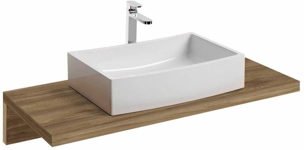 Ravak Blat po umywalkę L 1200 orzech X000000838