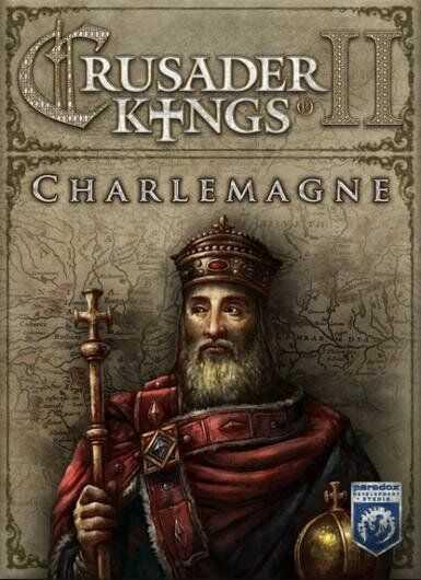 Crusader Kings II: Charlemagne DLC (PC) Steam