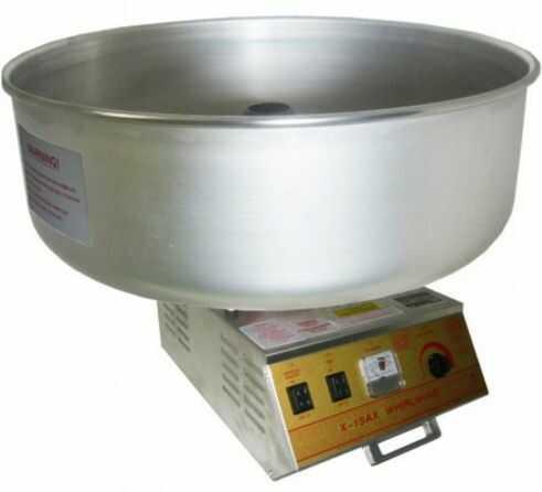 Urządzenie do waty cukrowej 230V / 1,8 kW