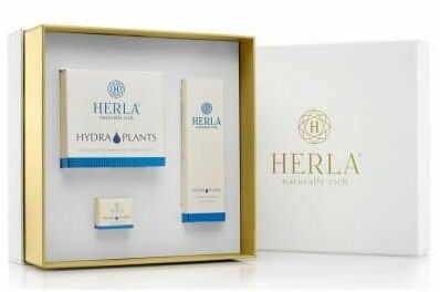 Herla Hydra Plants I - Zestaw krem i serum do twarzy
