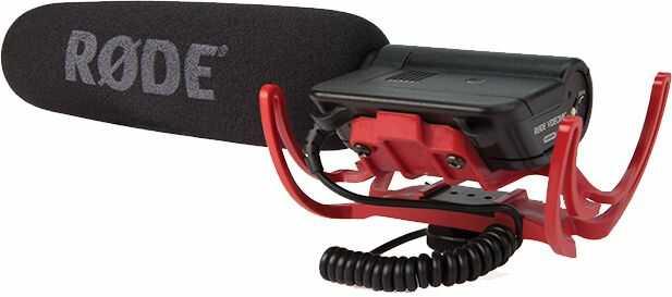 Rode VideoMic Rycote - mikrofon pojemnościowy do kamer / nagrywarek audio Rode VideoMic Rycote