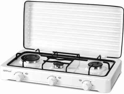 Kuchenka gazowa Optimum KG-1013 biała