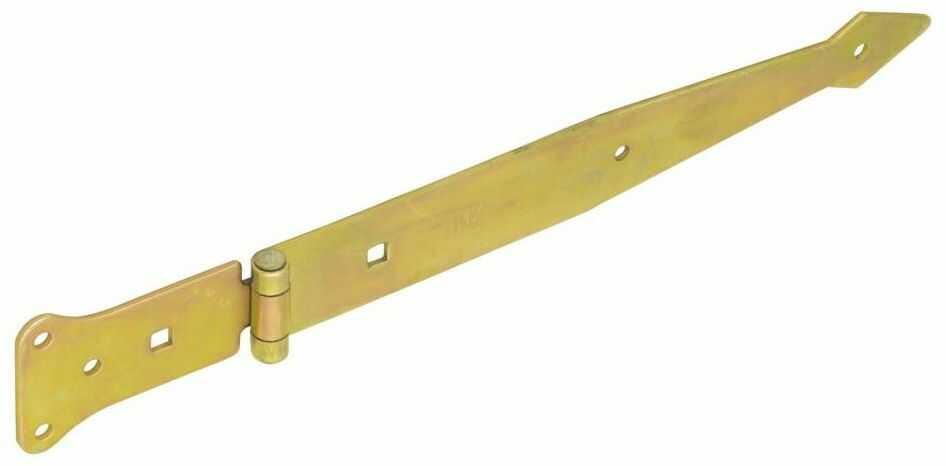 Zawias rzutnikowy 250 x 80 x 50 x 2,5 mm metalowy ocynkowany DOMAX