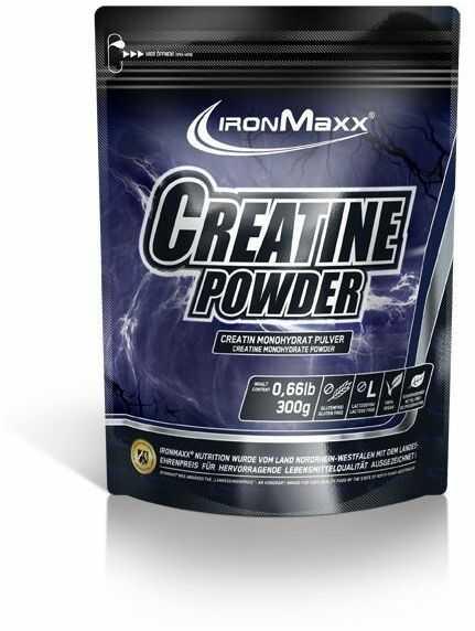 Ironmaxx Kreatyna monohydrat 300g
