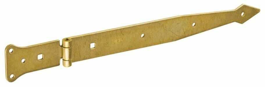 Zawias rzutnikowy 300 x 80 x 50 x 2,5 mm metalowy ocynkowany DOMAX