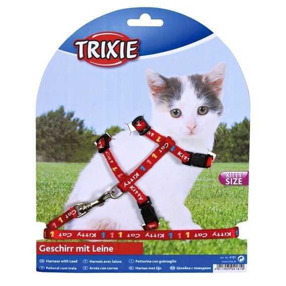 Szelki (trixia) dla kociąt KITTY CAT