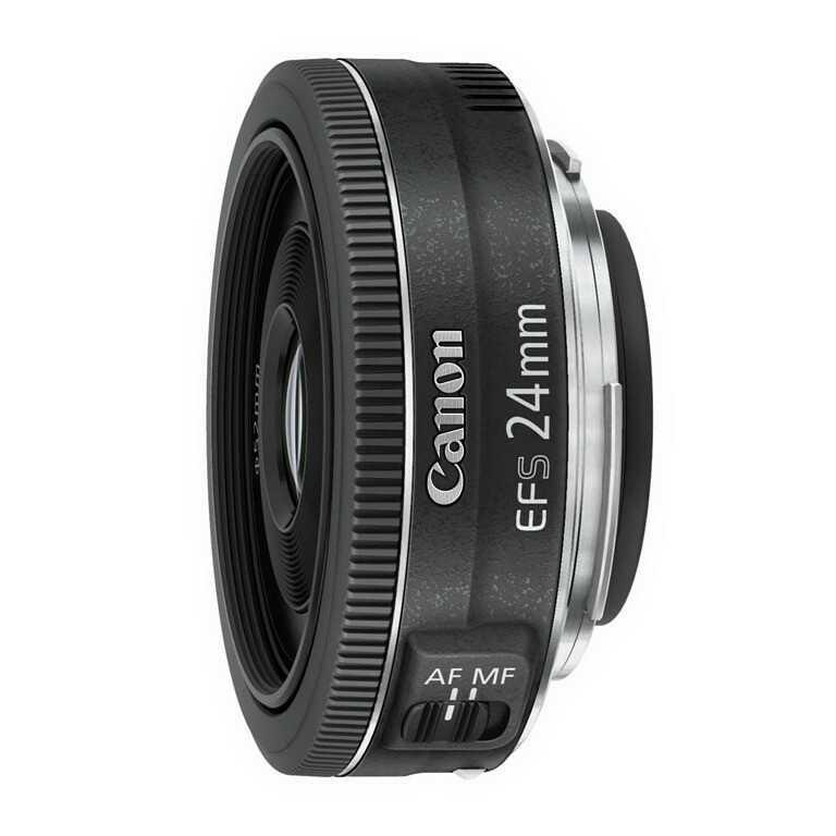 Obiektyw Canon EF-S 24mm f/2,8 STM