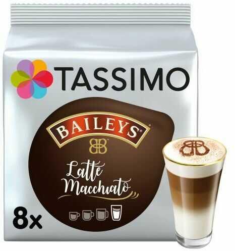 Tassimo Baileys Latte Macchiato 264g