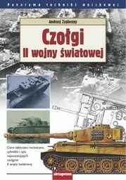 Czołgi II wojny światowej - Ebook.