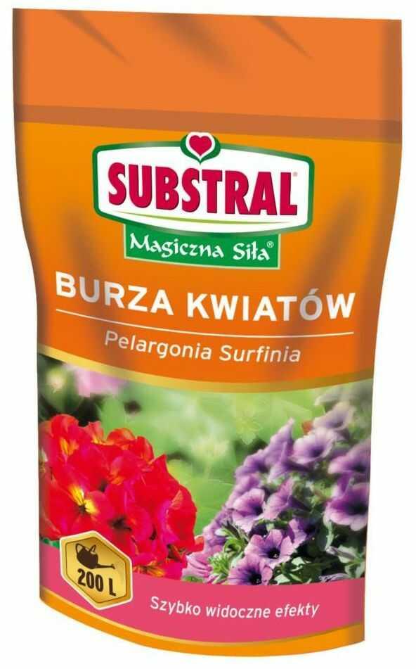 Nawóz do roślin kwitnących MAGICZNA SIŁA 0,2 kg SUBSTRAL
