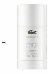 Lacoste Eau de Lacoste L.12.12 Blanc dezodorant w sztyfcie dla mężczyzn 75 ml