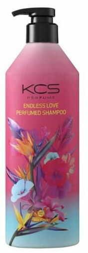 KCS Endless Love Perfumowany szampon do włosów przetłuszczających się 600ml