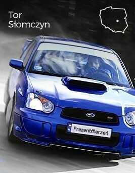 Jazda Subaru Impreza  Tor Słomczyn