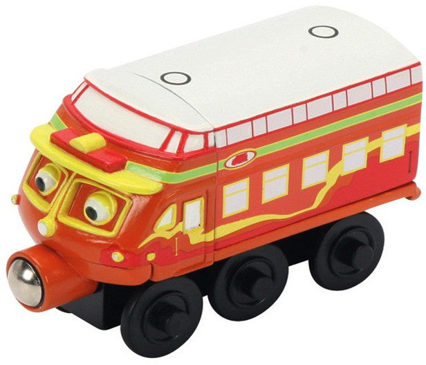 Tomy Wooden Railway - Pociąg Decka LC56035