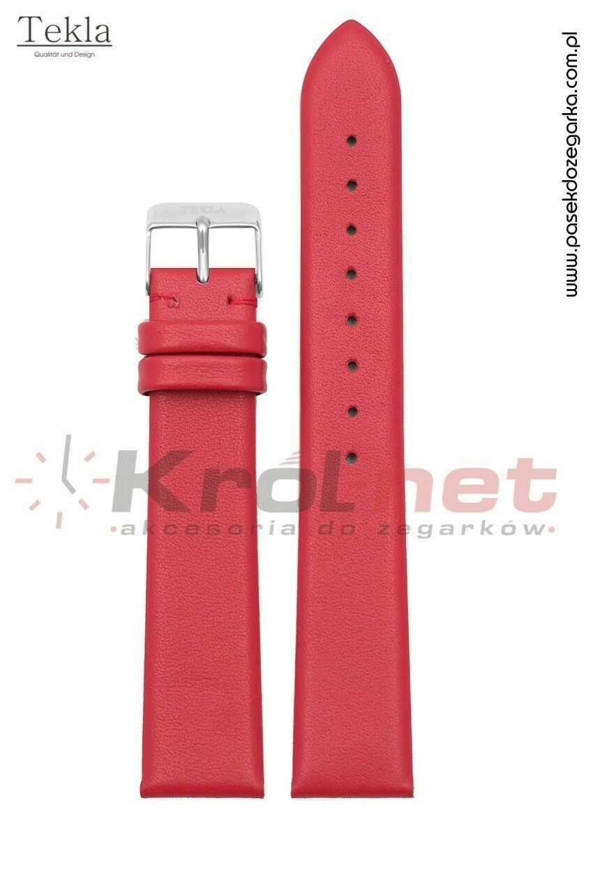 Pasek TK063.1CZ/14 - czerwony