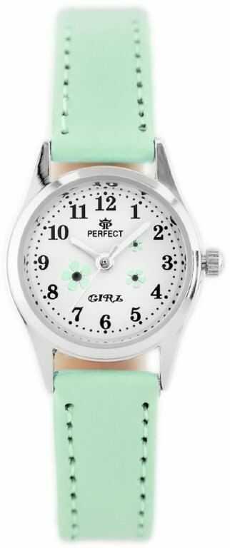 ZEGAREK DZIECIĘCY PERFECT G141 - light green (zp804u)