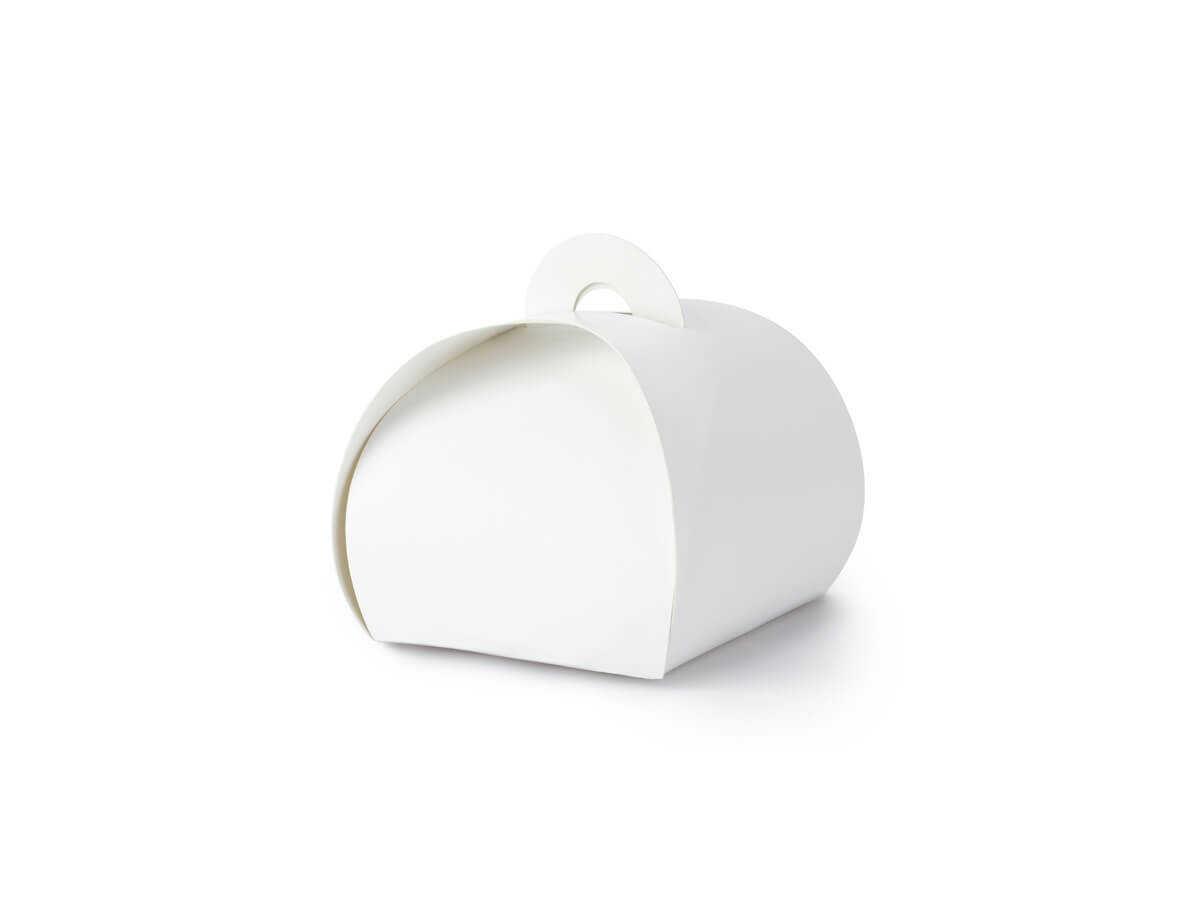 Pudełeczka dla gości białe - 10 szt.