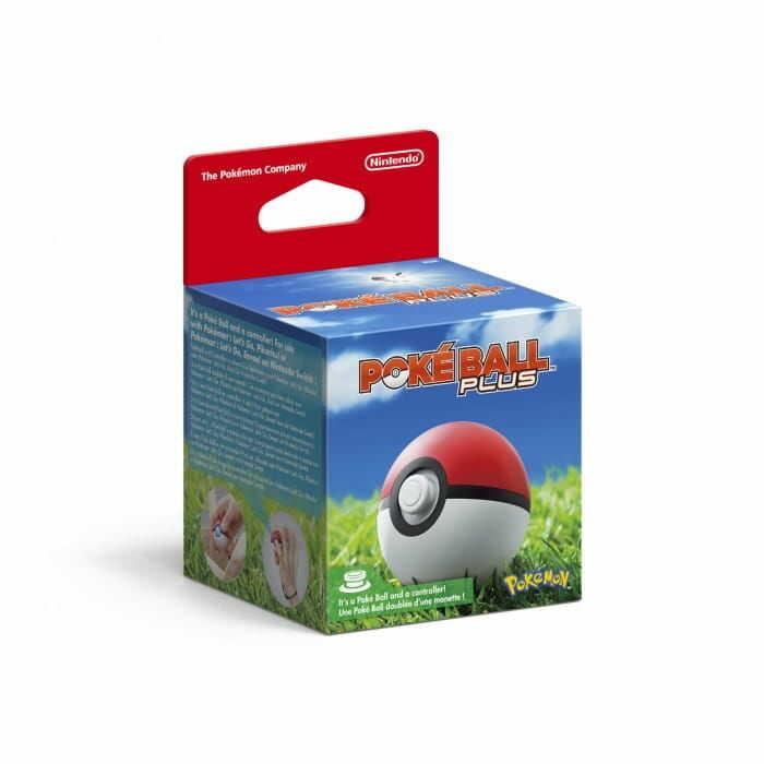 Kontroler Pokeball Plus