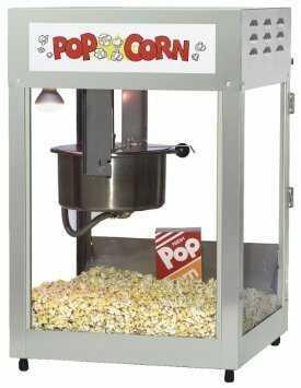 Urządzenie do popcornu PopMaxx 12-14 Oz / 340-400g