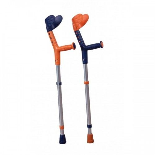 Kula inwalidzka TIKI dla dzieci, pomarańczowo-granatowa 200520
