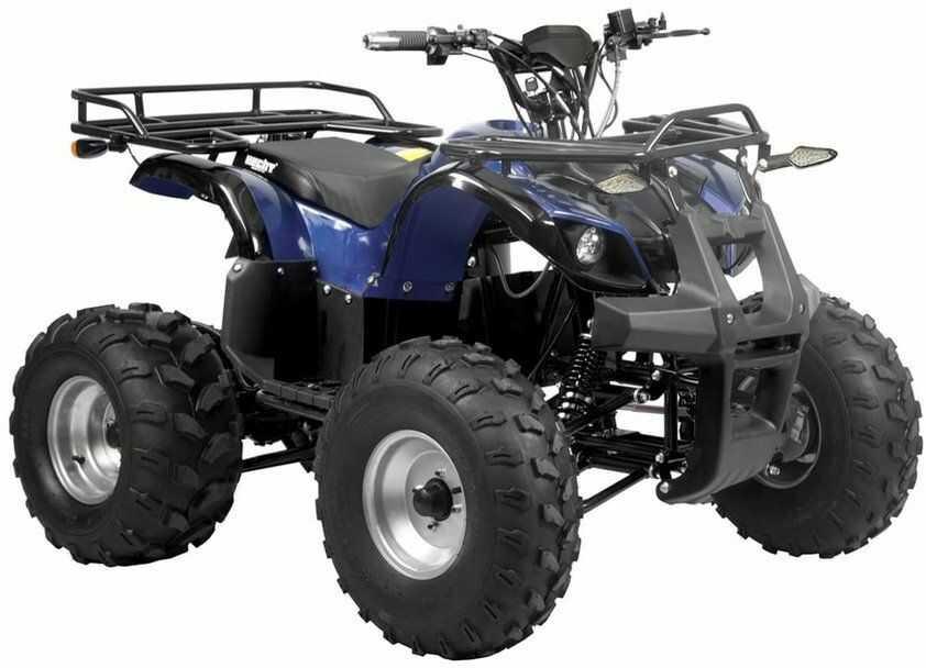 HECHT 56150 BLUE QUAD ATV AKUMULATOROWY ELEKTRYCZNY PRZEPRAWOWY SAMOCHÓD POJAZD TERENOWY - OFICJALNY DYSTRYBUTOR - AUTORYZOWANY DEALER HECHT