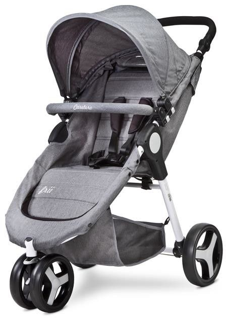 Caretero wózek spacerowy frii graphite