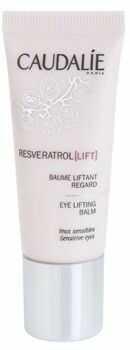 Caudalie Resveratrol [Lift] ujędrniający balsam do okolic oczu przeciw zmarszczkom, opuchnięciom i cieniom pod oczami 15 ml