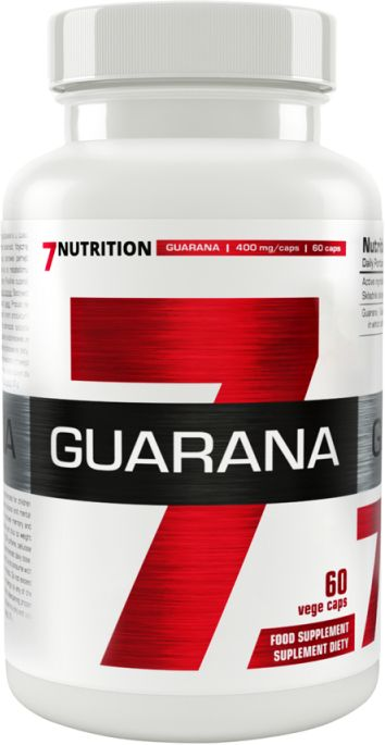 7 Nutrition Guarana 60vcaps.