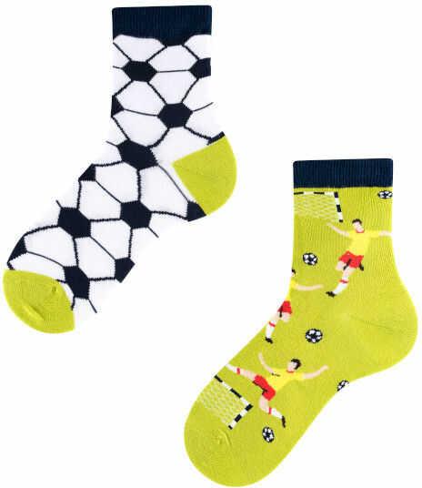 Football Time Kids, Todo Socks, Piłka Nożna, Kolorowe Skarpetki Dziecięce