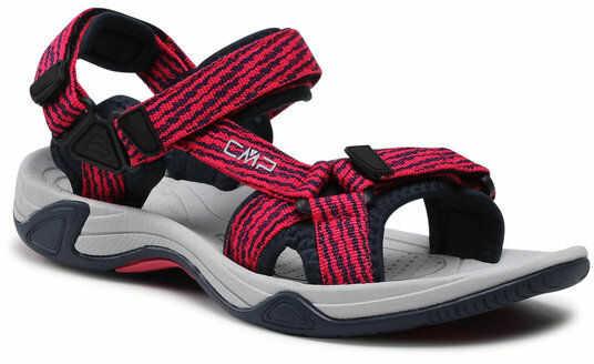 Sandały Kids Hamal Hiking Sandal 38Q9954J Czerwony
