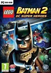 LEGO Batman 2 (PC) PL klucz Steam