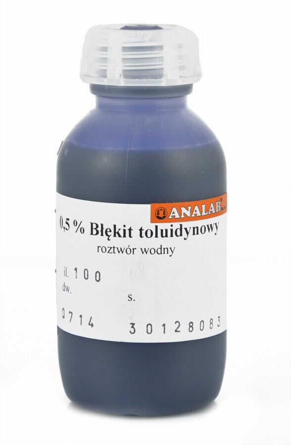 Błękit toluidynowy 0,5%
