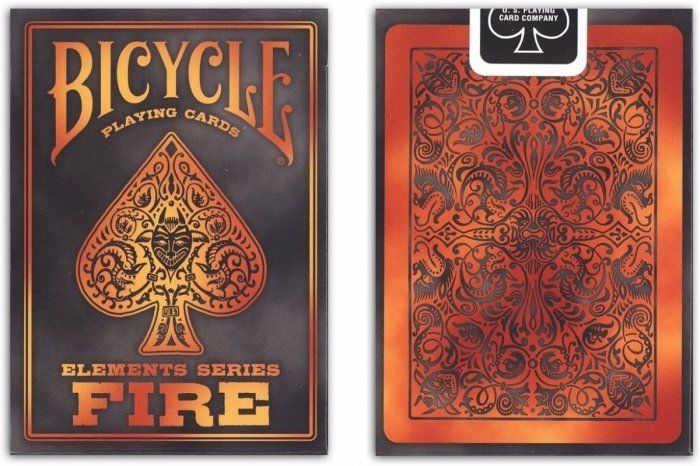 Karty Bicycle Fire