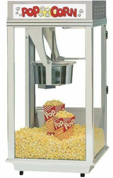 Urządzenie do popcornu ProPop 14 Oz / 400g