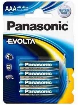 Bateria PANASONIC LR03EGE/4BP EVOLTA. > DARMOWA DOSTAWA ODBIÓR W 29 MIN DOGODNE RATY