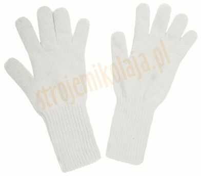 Grube rękawiczki Mikołaja