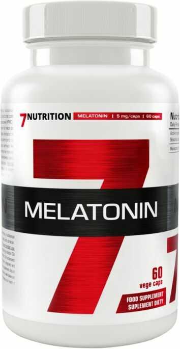 7 Nutrition Melatonin 5mg 60vcaps.