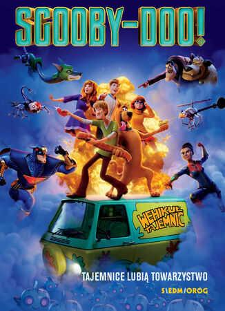 Scooby-Doo! Tajemnice lubią towarzystwo - Ebook.