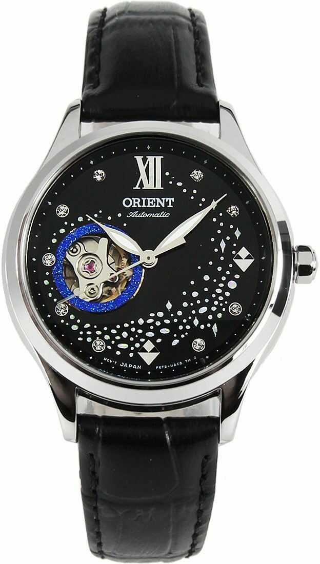 Zegarek Orient RA-AG0019B10B Blue Moon II Automatic - CENA DO NEGOCJACJI - DOSTAWA DHL GRATIS, KUPUJ BEZ RYZYKA - 100 dni na zwrot, możliwość wygrawerowania dowolnego tekstu.