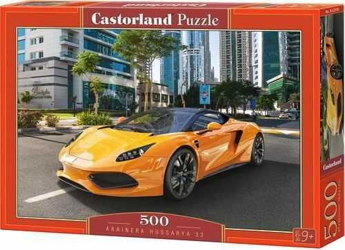 Puzzle Castor 500 - Samochód Arrinera Hussarya 33