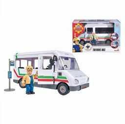Strażak Sam Autobus Trevora z figurką Simba