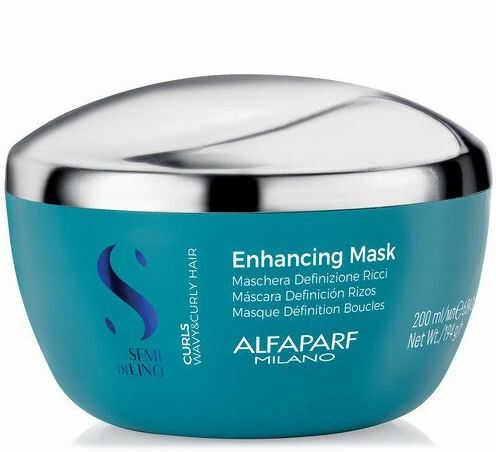 AlfaParf Semi Di Lino CURLS maska do włosów kręconych 200 ml