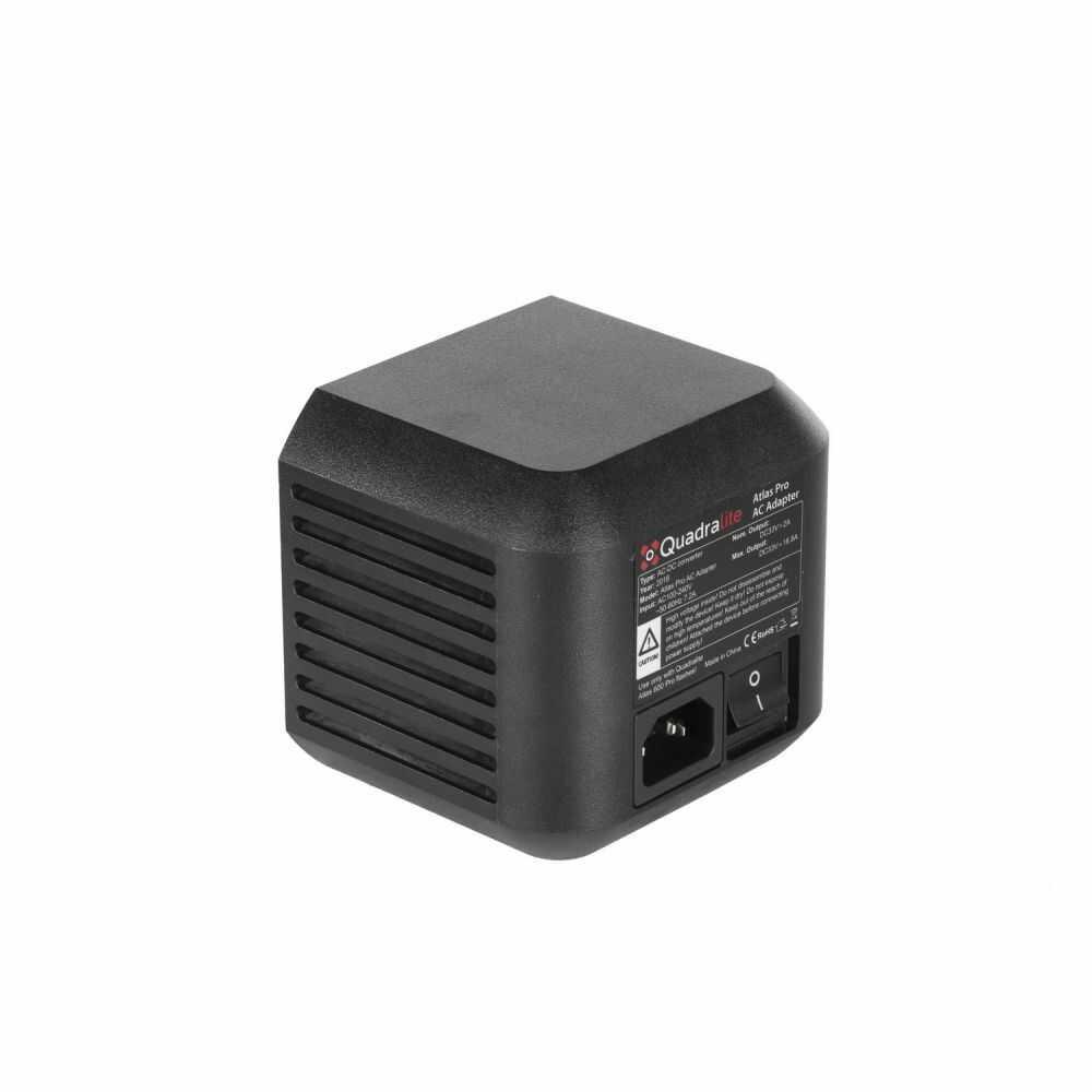 Quadralite Atlas Pro AC Adapter - zasilacz sieciowy Quadralite Atlas Pro AC Adapter - zasilacz sieciowy
