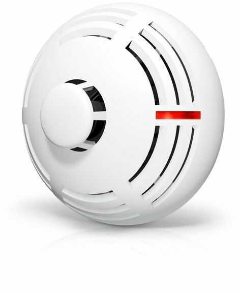Czujnik dymu i temperatury DMP-100 SATEL