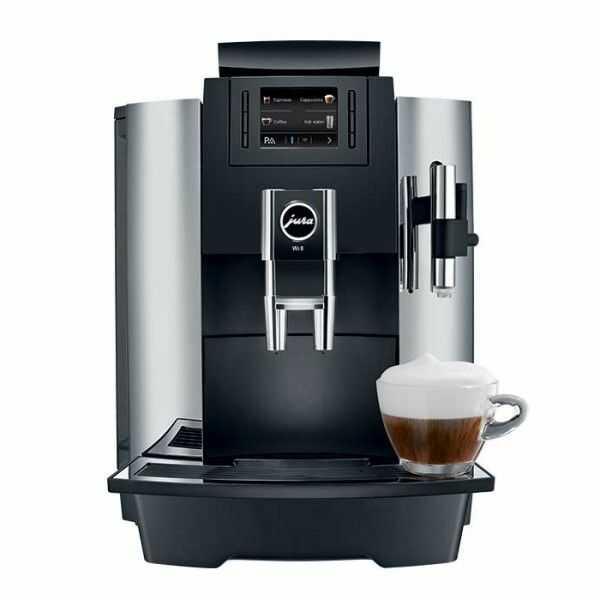 Ekspres do kawy Jura WE8 Chrome EA (15419) --- OFICJALNY SKLEP Jura